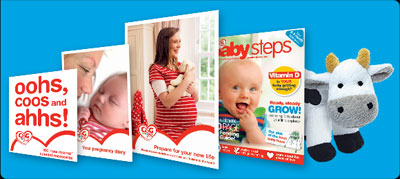 Pregnant? Check out C&G Baby Club (UK)