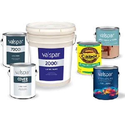 Free 10 Gallons Of Valspar Paint For Contractors (US only)