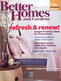 Get a free subscription to Better Homes and Gardens now