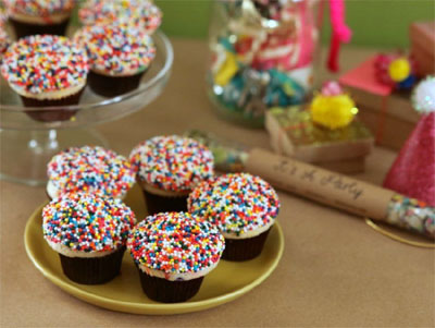 Get a free cupcake on Sprinkles Day
