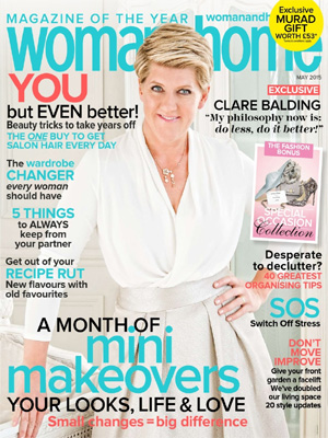 Free Issue Of Woman And Home Magazine (UK only)