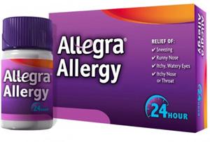 Free Sample of Allegra Allergy! ( US only)
