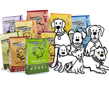 FREE Packs of Barking Heads Dog Food (UK)