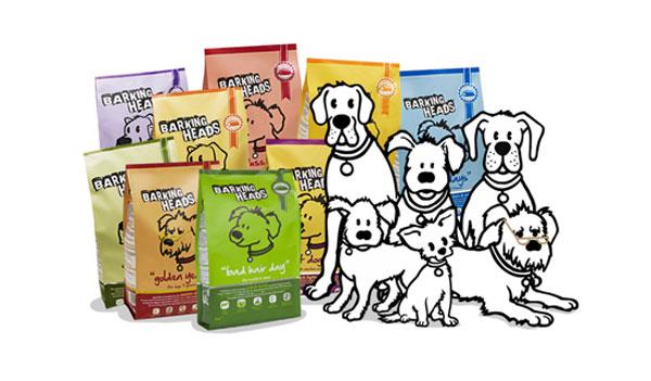 Free Barking Heads Dog Food