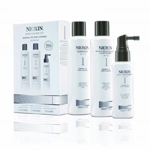 Free Nioxin Haircare Samples (US only)