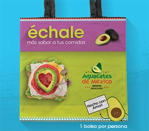 FREE Tote Bag from Avacado From Mexico