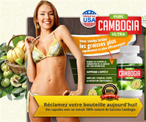 Pure Cambogia Ultra (FR, BE, CH)