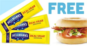 Free Hellmann's Stick Pack Sample (US only)
