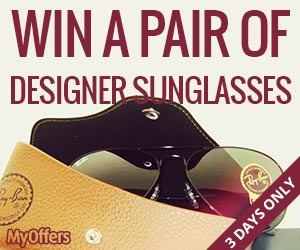 Do you want designer sunglasses? (UK only)