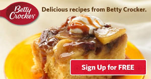 FREE Samples From Betty Crocker (US)