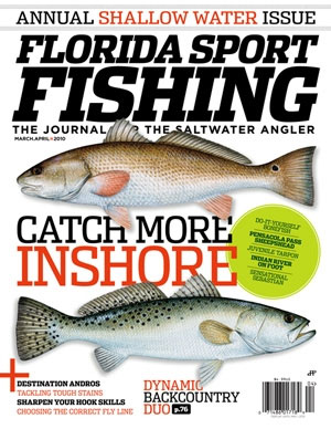 Free Subscription to Florida Sport Fishing (US only)