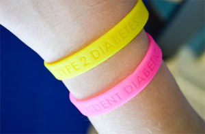 Free Wristbands (UK only)