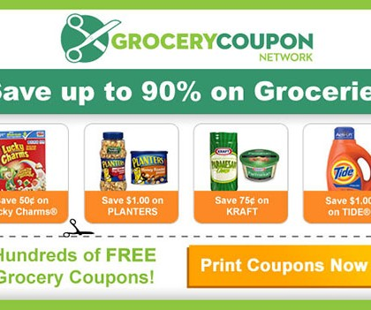 Grocery Coupon Network (US Only)