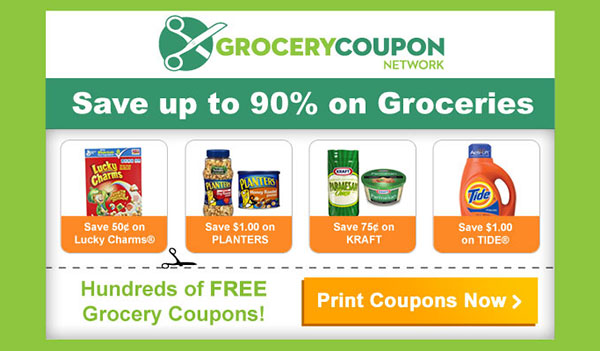 Food coupons america