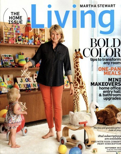FREE Subscription to Martha Stewart Living Magazine! (US only)