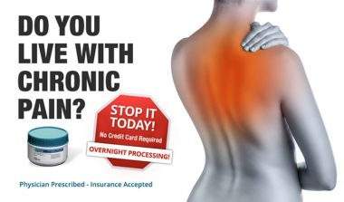 Pain Relief Cream: Chronic Pain Management