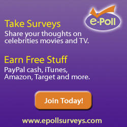 E-Poll Market Research (US only)