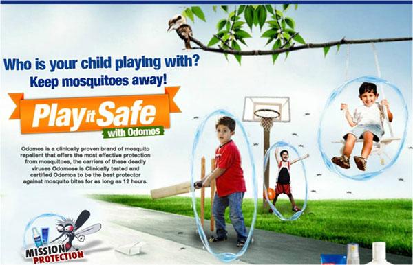 FREE Mosquito Repellent Sample (US)