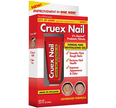 FREE Cruex Nail Fungal Nail Revitalizing Gel at Walmart (US)