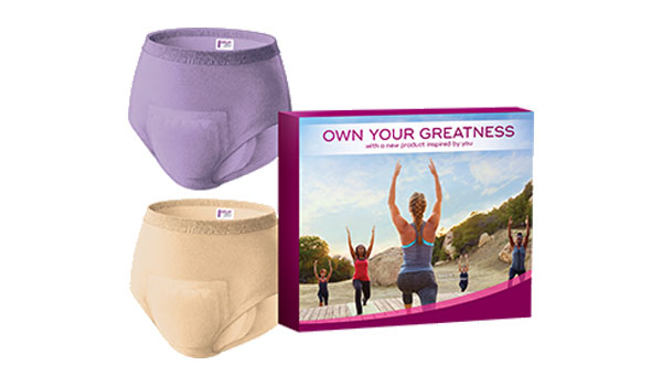 FREE Depend Silhouette Active Fit for Women (US, CA)
