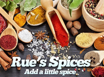 Free Rue's Spice Packet Sample (US only)