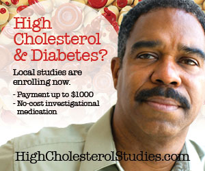 High Cholesterol Studies (US only)