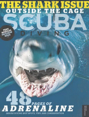 FREE Subscription to Scuba Diving Magazine (US only)