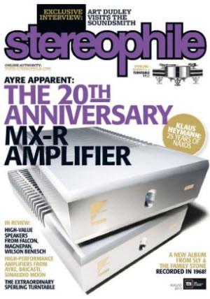 Free Digital Subscription to Stereophile (US only)