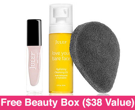 Free Box of Korean Skincare Beauty Products (US only)