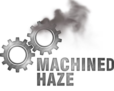 Free Stickers From Machined Haze! (US only)