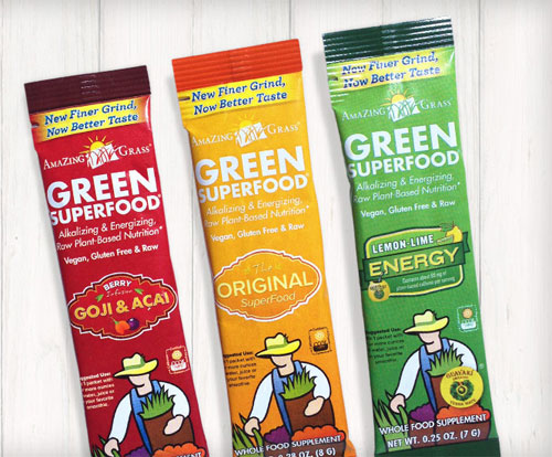 FREE Amazing Grass Green SuperFood (US only)