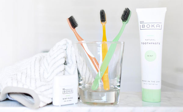 FREE Boka Toothbrush for Referring Friends (US only)