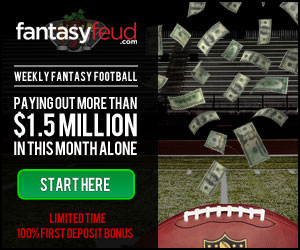 FantasyFeud – Deposit (US only)
