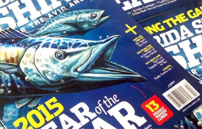 Free subscription to florida sport fishing freebies for Free fishing magazines
