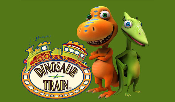 Free Dinosaur Train Nature Tracker Poster