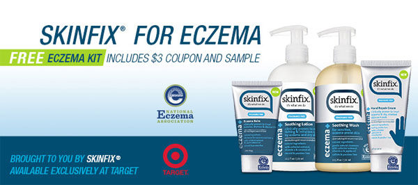 Free Sample Skinfix for Eczema Kit (US only)