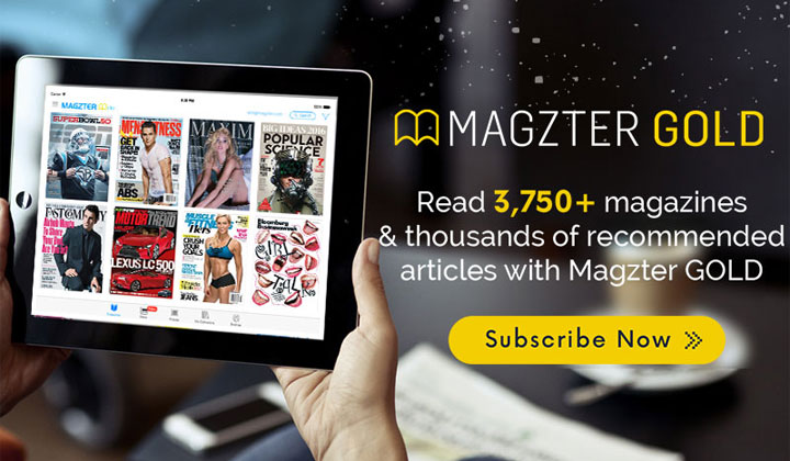 Magzter Gold Magzine Subscriptions