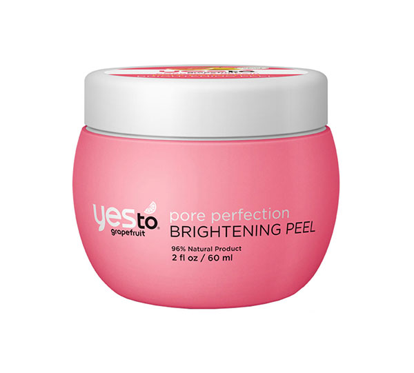 FREE Sample of Yes to Grapefruit Pore Perfection Brightening Peels (US only)