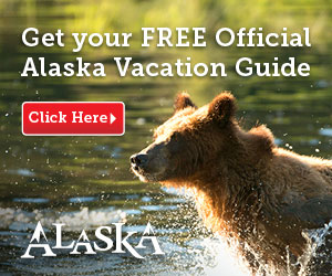 FREE Alaskan Travel Guide (US only)