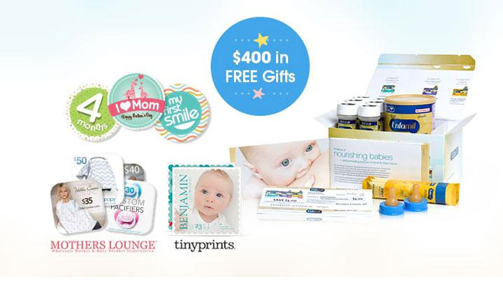 FREE Enfamil Formula Samples and Coupons (US only)