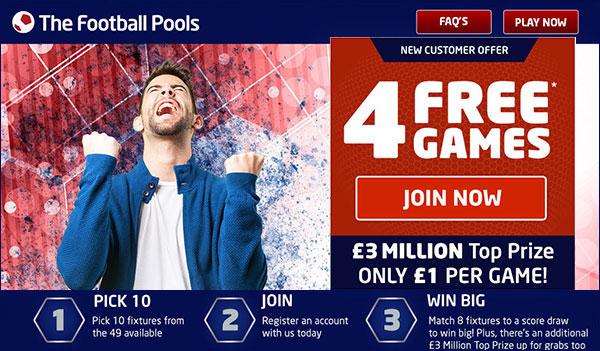 The Football Pools (UK)