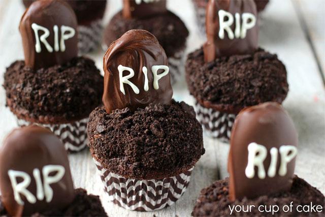 Tombstone-Cake