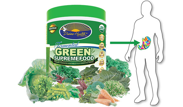Living Green Supremefood