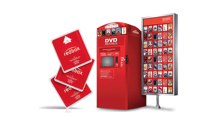 FREE Redbox Blu-ray, DVD, or Video Game Rental