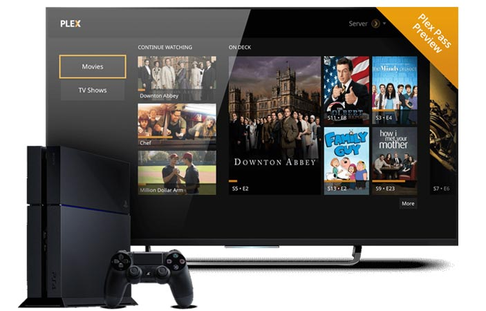 FREE Plex App – Xbox One and Playstation (US only)