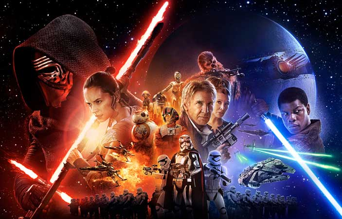 Free Star Wars: The Force Awakens Activity Pack Download