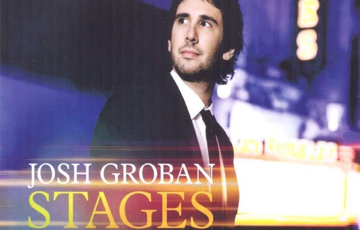 FREE Josh Groban: Stages (MP3 Digital Album Download)