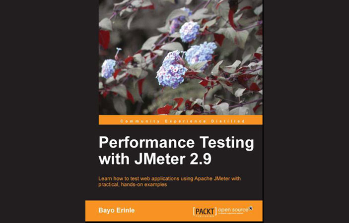 FREE Performance Testing with JMeter 2.9 at Packtpub (UK only)