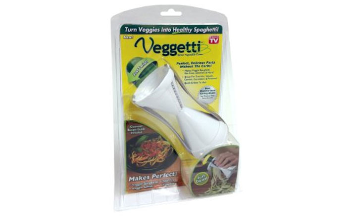 FREE Veggetti Spiralizer from MM (US only)