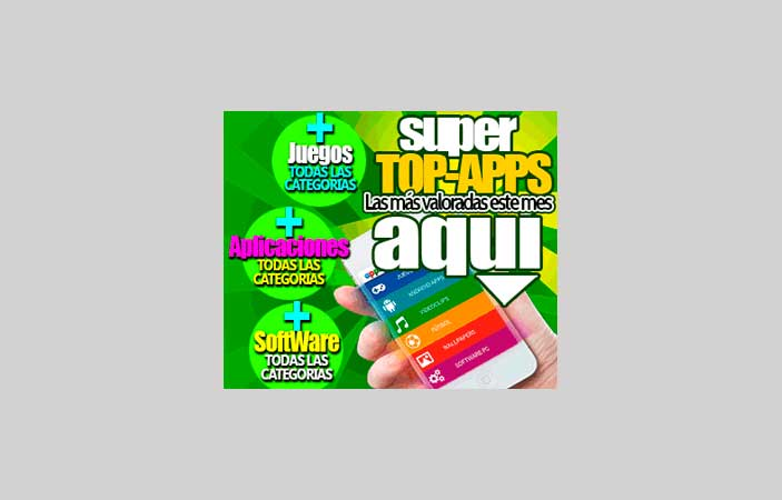 Applikateka – Top Apps (Spain only)